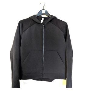 Lululemon athletica dark grey zip up hoodie